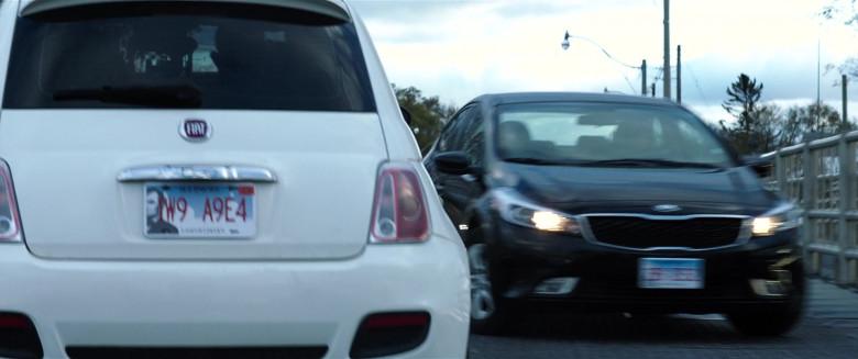 Fiat White Car in My Spy (7)