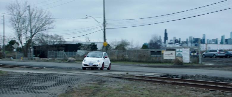 Fiat White Car in My Spy (8)