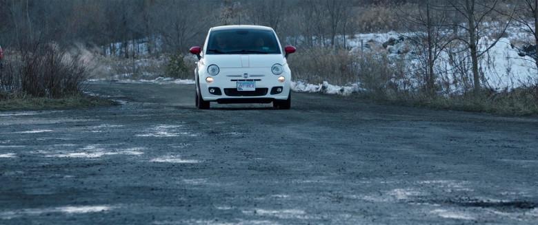 Fiat White Car in My Spy (9)