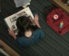 Fjallraven Classic Kånken Backpack in Home Before Dark S01E02 (1)