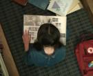Fjallraven Classic Kånken Backpack in Home Before Dark S01E02 (2)