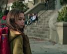 Fjallraven Kanken Red Backpack Used by Brooklynn Prince as Hilde Lisko in Home Before Dark S01E01 (2)