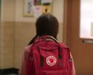Fjallraven Kanken Red Backpack Used by Brooklynn Prince as Hilde Lisko in Home Before Dark S01E01 (6)