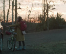 Fjallraven Kanken Red Backpack Used by Brooklynn Prince as Hilde Lisko in Home Before Dark S01E01 (7)