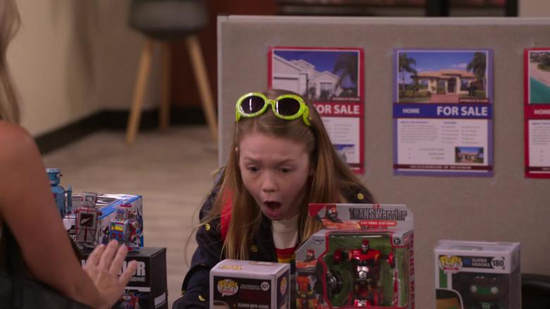 Funko Pop! Toys in The Big Show Show S01E04 (2)