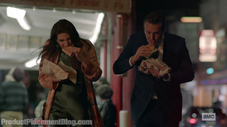 Geno's Steaks Restaurant Food Enjoyed by Jason Segel in Dispatches From Elsewhere S01E08 (2)