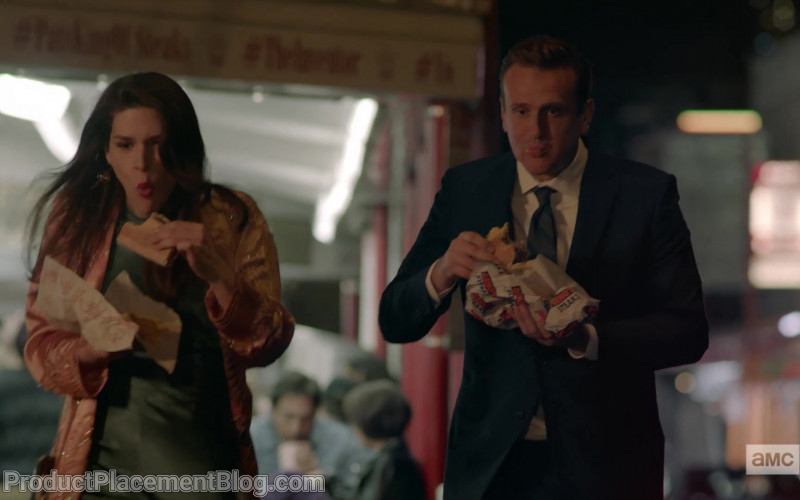 Geno's Steaks Restaurant Food Enjoyed by Jason Segel in Dispatches From Elsewhere S01E08 (3)