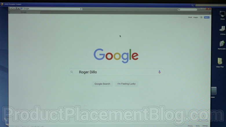 Google Site in Bosch S06E08 (1)