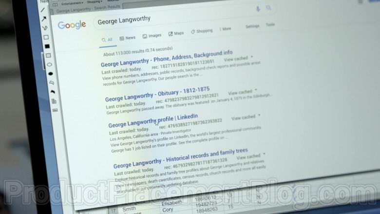 Google Web Search in Bosch S06E03 (2)