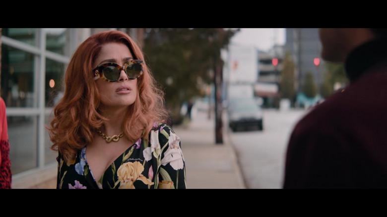 Gucci Sunglasses of Salma Hayek in Like a Boss (2)