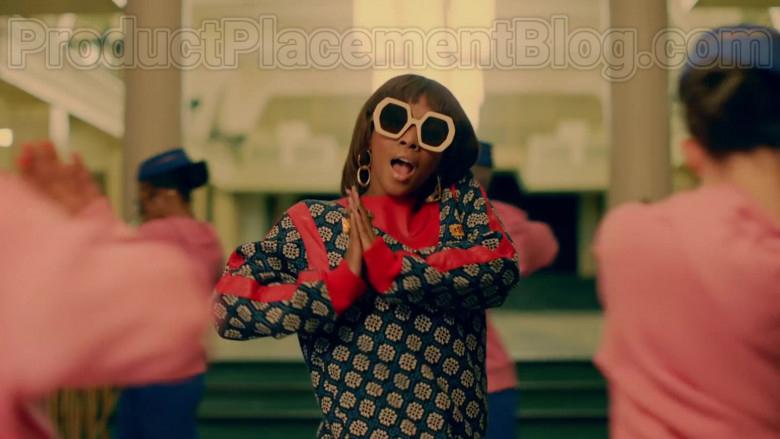 Gucci Sweatshirt Worn by J Rey Soul in Mamacita feat. The Black Eyed Peas and Ozuna (1)
