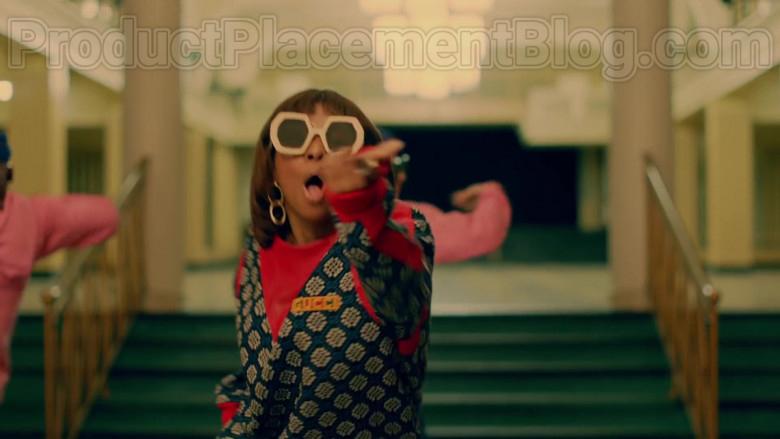 Gucci Sweatshirt Worn by J Rey Soul in Mamacita feat. The Black Eyed Peas and Ozuna (2)