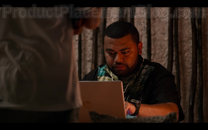 HP Laptop in #blackAF S01E08 (2020)