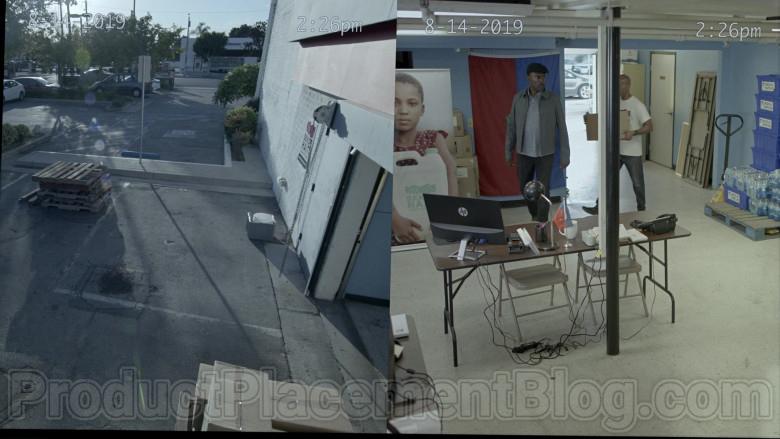 HP Monitor in Bosch S06E08 Copy Cat (2020)