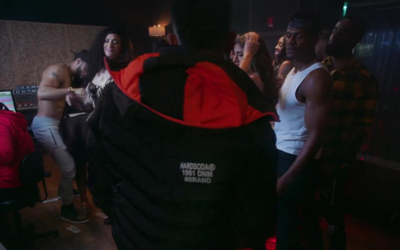 "HardSoda 1981 Jacket in ""Captain Hook"" by Megan Thee Stallion (2)"