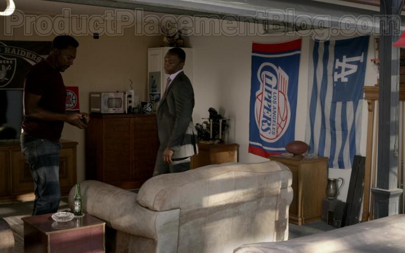 Heineken Beer Bottle in Bosch S06E02