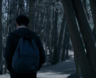 Herschel Blue Backpack of Jaeden Martell as Jacob Barber in ...