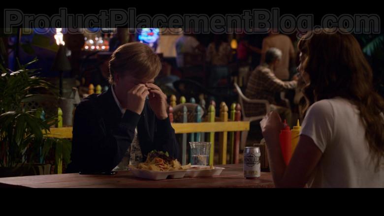 Honolulu BeerWorks CocoWeizen Beer Enjoyed by Lauren Lapkus in The Wrong Missy (2020)