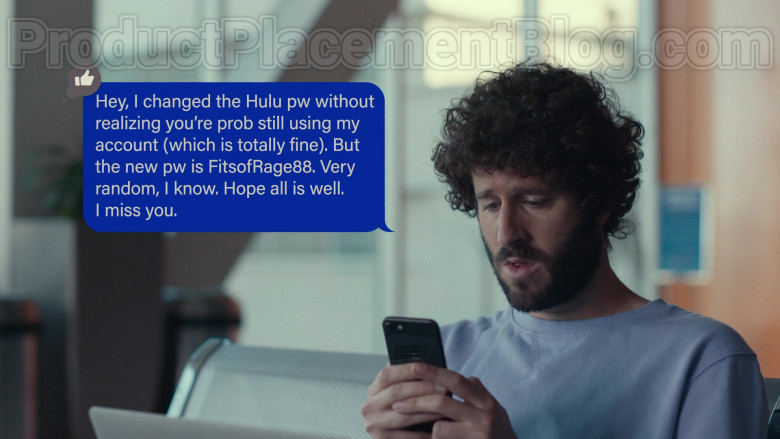 Hulu Streaming Service in Dave S01E10 Jail (2020)