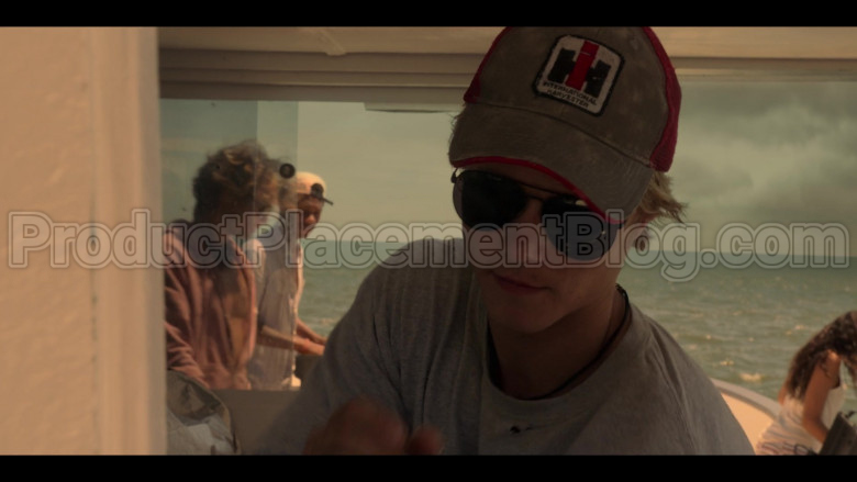 International Harvester Cap Worn by Rudy Pankow as JJ in Outer Banks S01E03
