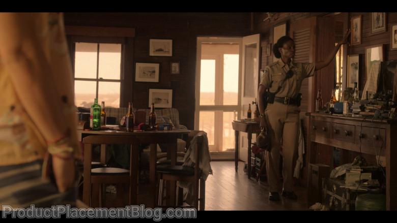 Jägermeister and Bud Light Bottles in Outer Banks S01E01 Pilot (2)