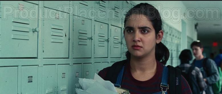 JanSport Backpack of Geraldine Viswanathan as Rachel Bhargava in Bad Education (2)