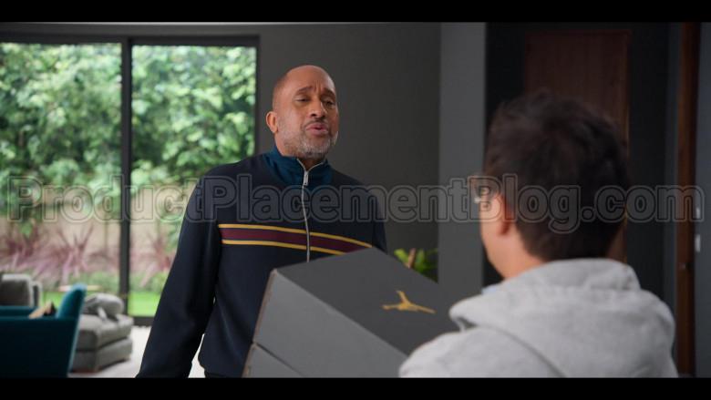 Jordan Shoe Boxes in #blackAF S01E01 (1)