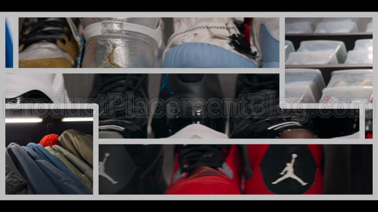 Jordan Sneakers in #blackAF S01E01 (1)