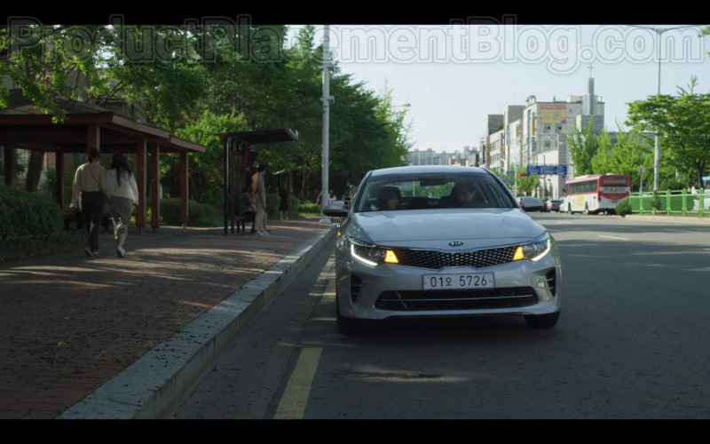 KIA Car in Extracurricular S01E07 (2020)