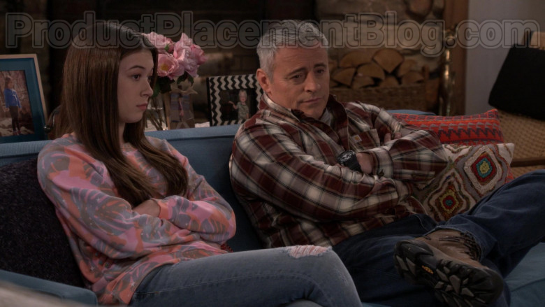 Keen Boots Worn by Matt LeBlanc in Man with a Plan S04E04 (1)