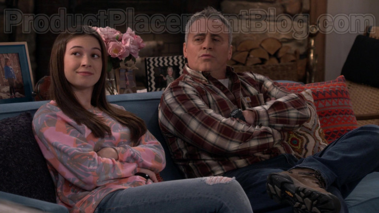 Keen Boots Worn by Matt LeBlanc in Man with a Plan S04E04 (2)