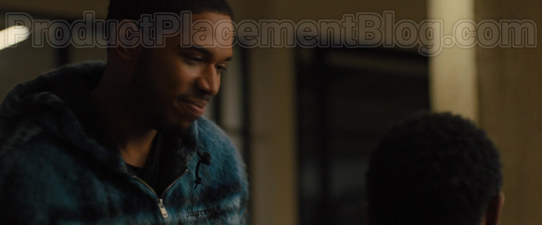Kelvin Harrison Jr. as Andy Morrison Wearing Supreme Jacket in The Photograph Movie (2)