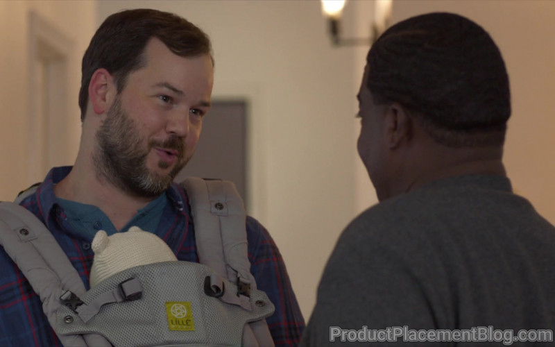 LÍLLÉbaby Serenity All Seasons Baby Carrier in The Last O.G. S03E02 (1)