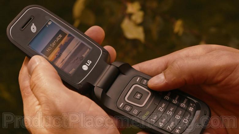 LG Mobile Phone of Michael Mando as Nacho Varga in Better Call Saul S05E10 (1)