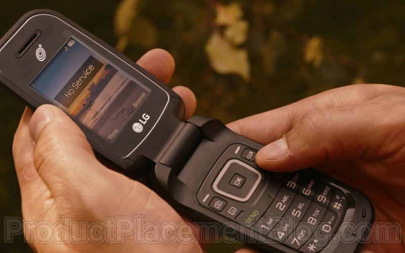LG Mobile Phone of Michael Mando as Nacho Varga in Better Call Saul S05E10 (1)