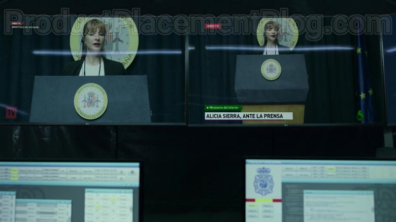 LG TVs in Money Heist S04E08 The Paris Plan (1)