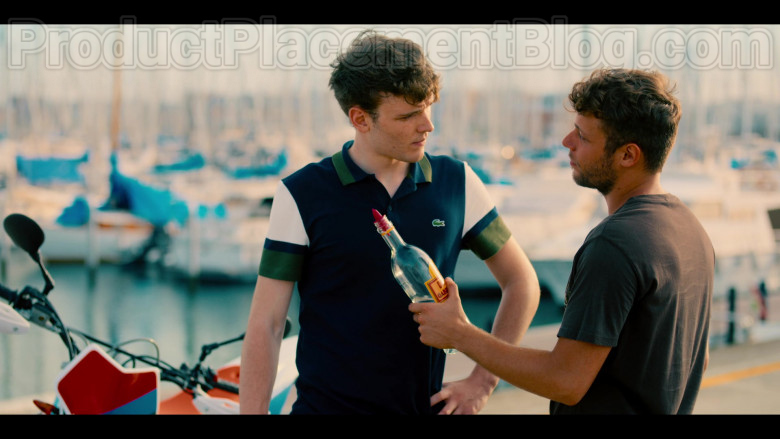 Lacoste Men's Polo Shirt in Summertime S01E02 Just You & I (2)