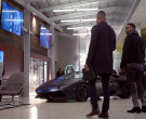 Lamborghini Huracan Grey Convertible Sports Car in Empire S06E15 – 2020 (1)