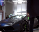 Lamborghini Huracan Grey Convertible Sports Car in Empire S06E15 – 2020 (2)