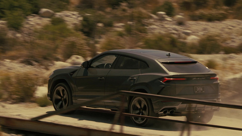 Lamborghini Urus Car Used by Vincent Cassel in Westworld S03E05 (1)
