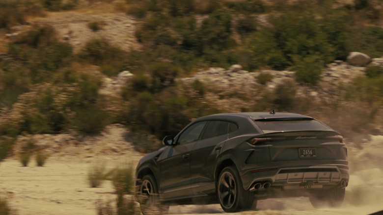 Lamborghini Urus Car Used by Vincent Cassel in Westworld S03E05 (2)