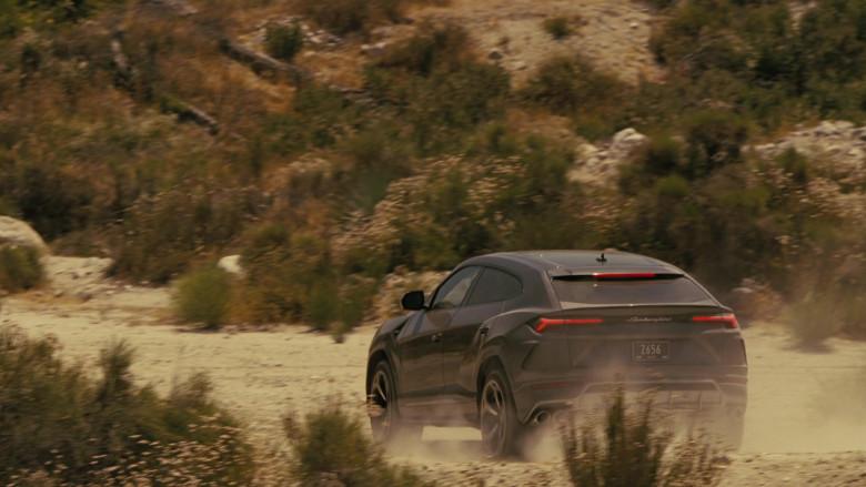 Lamborghini Urus Car Used by Vincent Cassel in Westworld S03E05 (3)