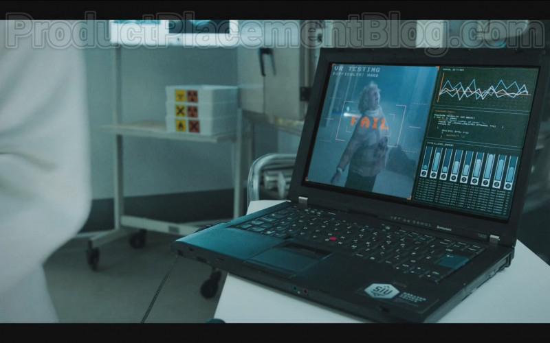 Lenovo T400 Laptop in Code 404 S01E02 (2020)