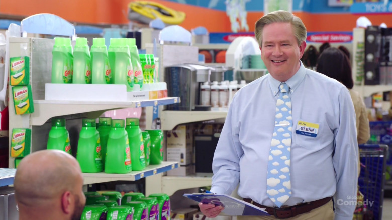 Libman in Superstore S05E20