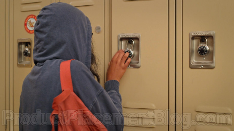 Lockers.com by Salsbury Industries in Never Have I Ever S01E07 … been a big, fat liar (2020)