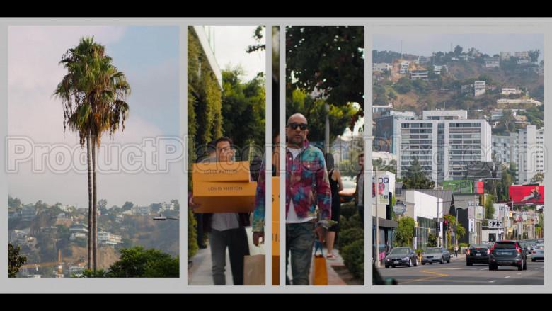 Louis Vuitton Boxes in #blackAF S01E04 (1)