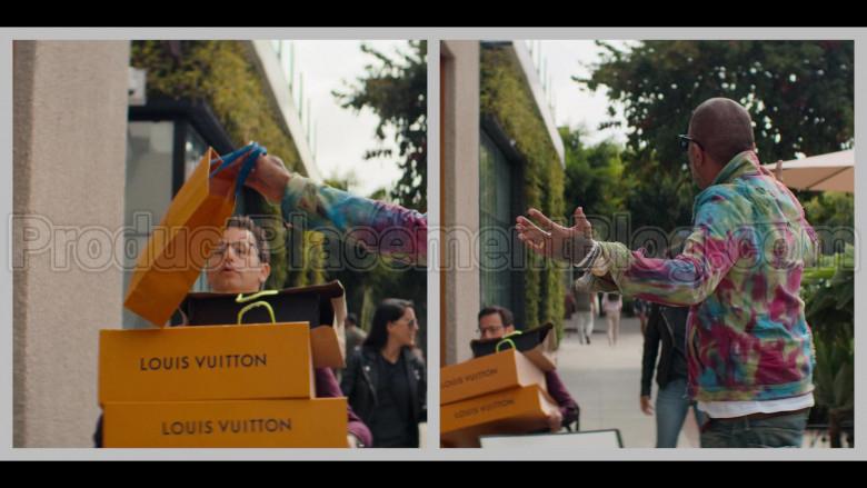 Louis Vuitton Boxes in #blackAF S01E04 (3)