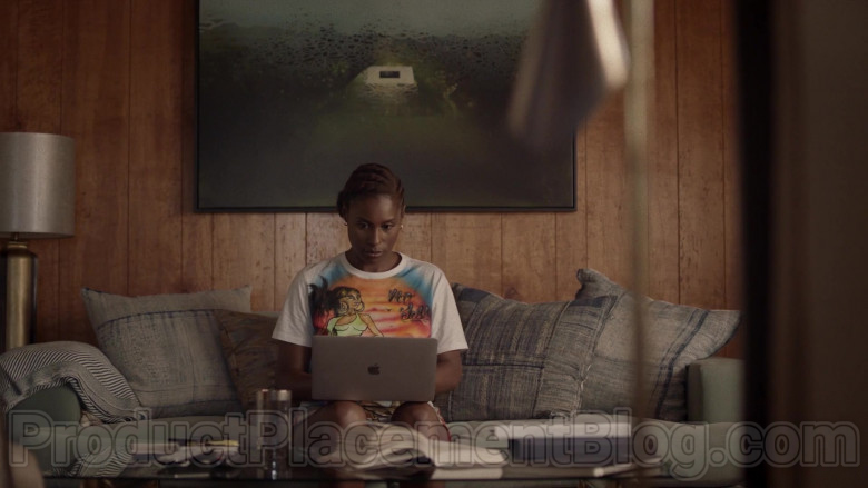 MacBook Laptops by Apple in Insecure TV Series (1)