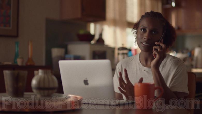 MacBook Laptops by Apple in Insecure TV Series (3)