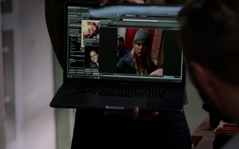 MacBook Pro Laptop by Apple in Chicago P.D. S07E19